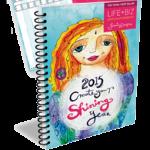 leonie dawson 2015 shining year workbook
