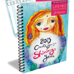 leonie dawson 2015 shining year workbook
